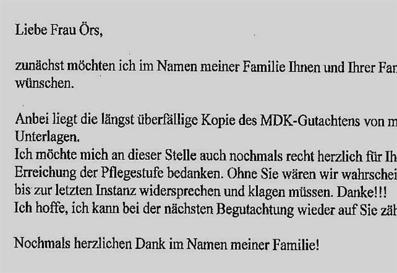 Kundenstimme Medilex Sylvia Örs Leipzig