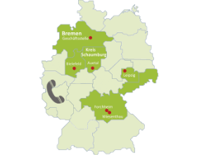 MediLex Pflegefachberater arbeiten deutschlandweit. Senden Sie uns Ihre Fragen per Mail. Gerne beraten wir auch telefonisch